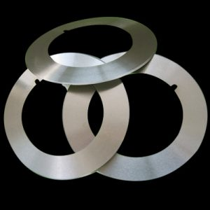 industrial round paper cutting blade