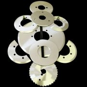 paper round cutting knives