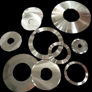 Dished Slitter Circular Blades For Corrugated Board Cutting