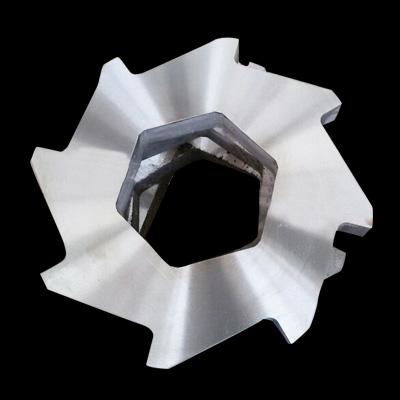 Double Shaft Shredder Blade/ Knives
