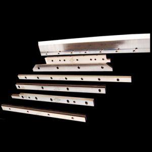 Guillotine Shearing Blade for Mechanical Cutting Machine