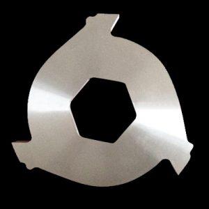 Tire cutting blade Waste tyre shredding machine blade