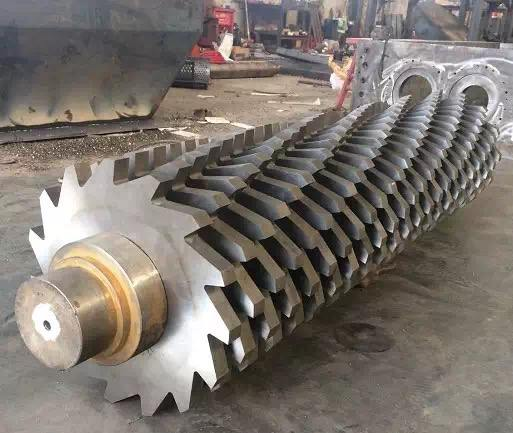 Factory Supply Plastic Shredder Rotating Blade