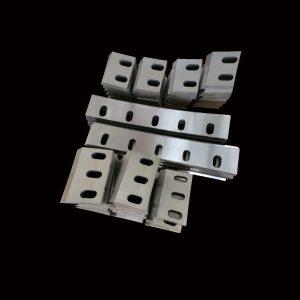 Best Price Plastic Waste Crusher Blades/Zerma Blades Supplier