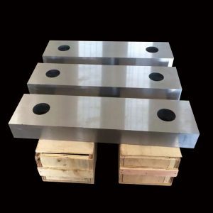 Angles shear blade for steel industry