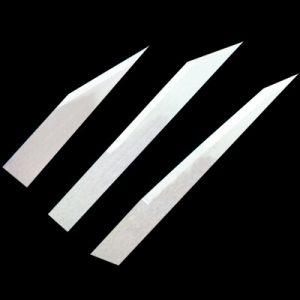 tungsten carbide grooving blade for zund cutter