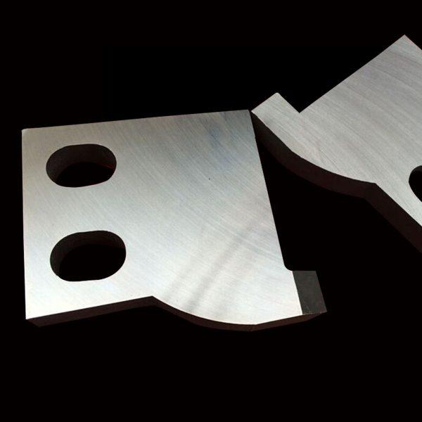 scrap shear blade for cutting steel sheet