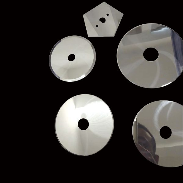 manufacture YG8 tungsten carbide circular disc blade blank