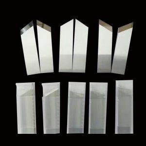 Tobacco carbide cutting blade for special-shaped blade