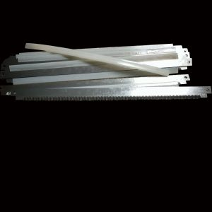 Toothed Knife Sealing Blades